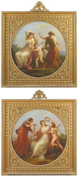 Angelica KAUFFMANN (Coire, 1741 -Rome, 1807)
