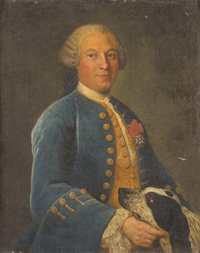 BONNEVILLE, école française du XVIIIe s.