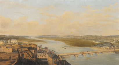 Attribué à François Edmée RICOIS (1795-1881)