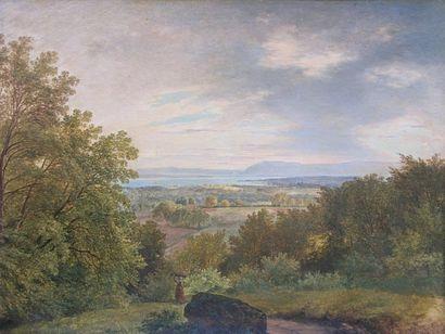 ECOLE FRANCAISE, première moitié du XIXe siècle