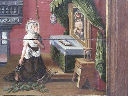 Ecole FRANCAISE du XVIIe siècle