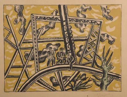 Non Venu - Fernand LEGER (1881-1955)