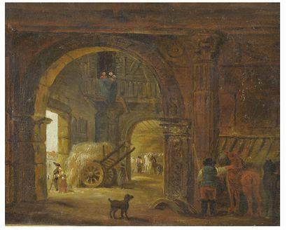 Pierre-Antoine DEMACHY (1723-1807), Ecole de