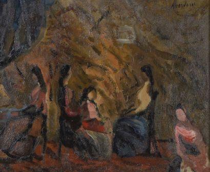 Alfred ABERDAM (1894-1963)
