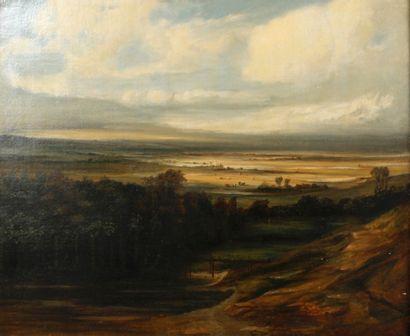 Amédéé de BEAUPLAN (1790-1853)
