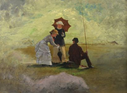 Ecole fin XIXe-début XXe siècle