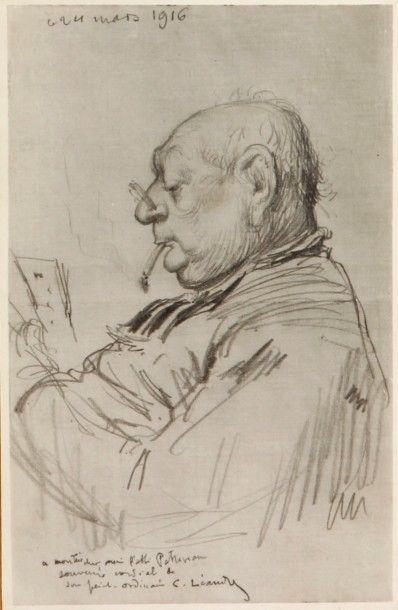 Charles LÉANDRE (1862-1934)