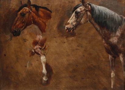 Jean-Richard GOUBIE (1840-1899)