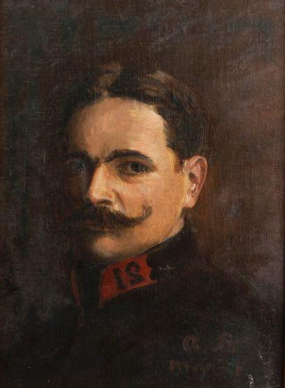 Albert BRUN, fils d'Alexandre