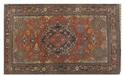 Non Venu - SAROUK (Perse), vers 1900. Important...