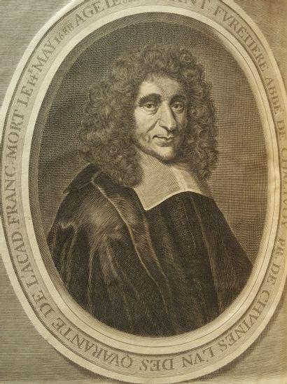 FURETIÈRE (Antoine)