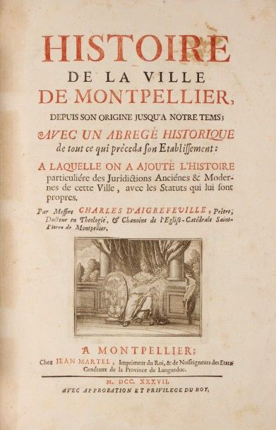 D'AIGREFEUILLE (Charles)