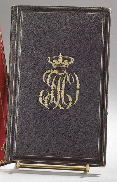 [Duc d'Orléans]. LA TOUR (Adolphe de) Souvenirs...