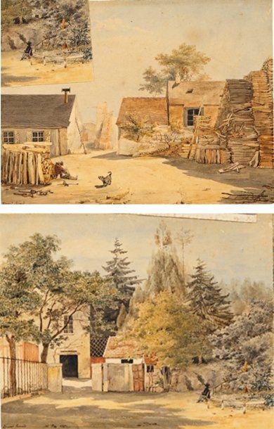 RENARD (Edouard Antoine). 1802-1857