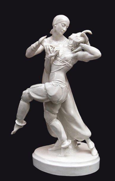 BALLETS RUSSES. - SHÉHÉRAZADE. 1910. Vaslav...
