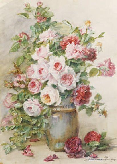 Madeleine LEMAIRE (1845. 1928)