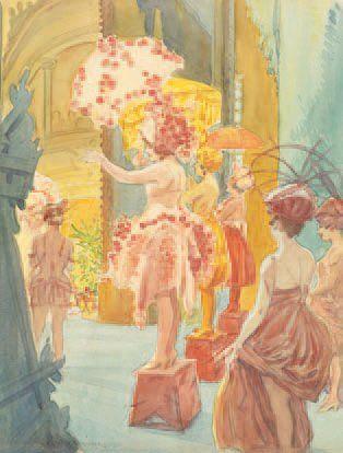 Atelier Tony MINARTZ (1870. 1944)