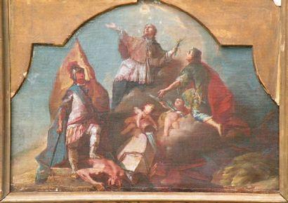 Vinzenze FISCHER (Schmidham 1729 - Vienne 1810)