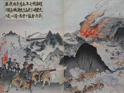 Conflit russo-japonais (1904-1905). S.l.n.d.,...