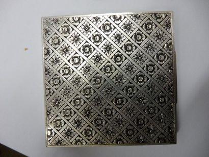BRACELET D'IDENTITE grave GERARD maillon gourmette argent 73 g.- long 19,5 cm et...
