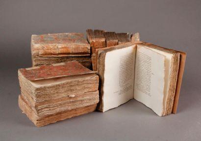 [REVOLUTION FRANCAISE]. Important manuscrit...
