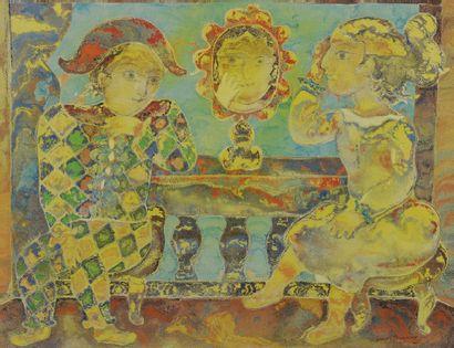 Sakti BURMAN (Né en 1935)