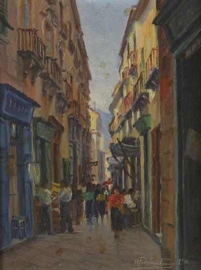 Antonio FIORENTINO (1894-1962)