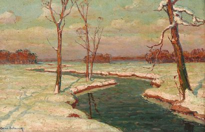 Jean-Jacques BERNE-BELLECOUR (né en 1874)