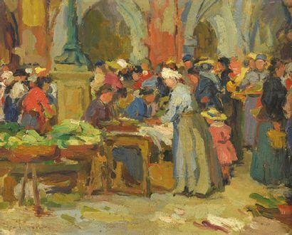 École française début XXe siècle
