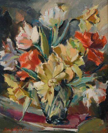 Boris PASTOUKHOFF (1894-1974)