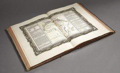 [Atlas]. BUY de MORNAS. Atlas historique...