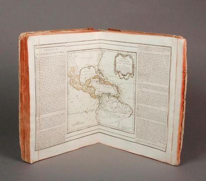 [Atlas]. DESNOS. Atlas général et élémentaire....