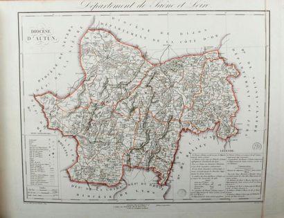 [Atlas]. Départementale et Diocésain de la...