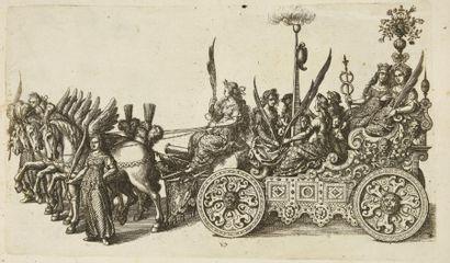 CARROUSELS, FETES et TOURNOIS par les Princes...