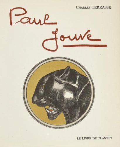 JOUVE (Paul) / TERRASSE (Charles)