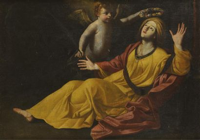 Nicolas TOURNIER (Montbéliard 1590-Toulouse 1639), attribué à