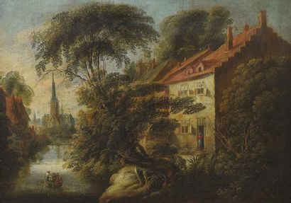 École Flamande du XVIIe siècle