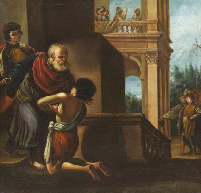 Giovanni Francesco Barbieri, dit le GUERCHIN (1591-1666), d'après