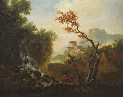 Charles François LACROIX (Vers 1700-1784), Attribué à