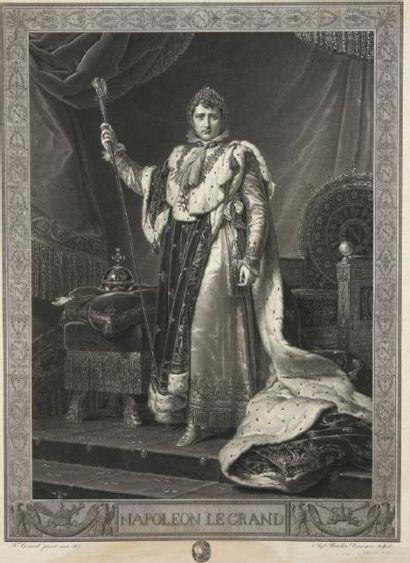 Baron GERARD (1770-1837), d'après