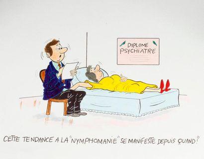 ALEXANDRE. «Cette tendance à la nymphomanie...