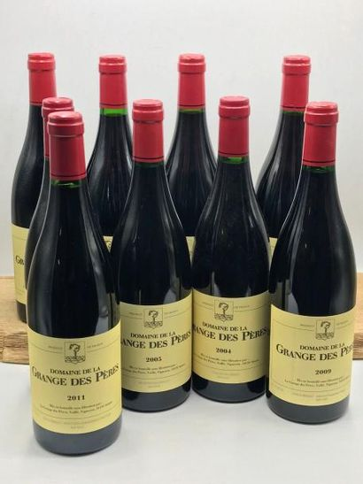 1 bouteille Grange des Pères (rouge) 2003...