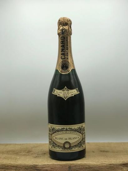 1 bouteille Champagne Canard-Duchêne Blanc...