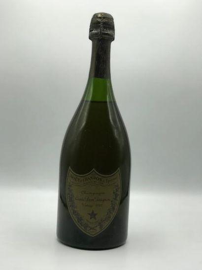 1 bouteille CHAMPAGNE Dom Pérignon Moët &...