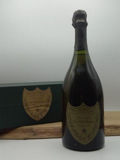 1 bouteille Champagne Moët & Chandon