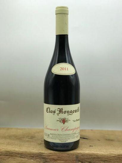 1 bouteille Saumur-Champigny