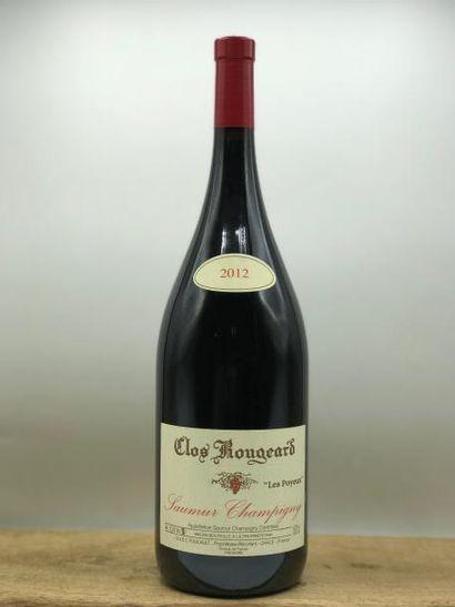 1 magnum Saumur-Champigny