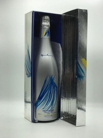 1 bouteille CHAMPAGNE
