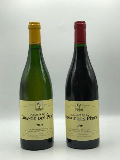 1 bouteille Grange des Pères 2009  1 bouteille...