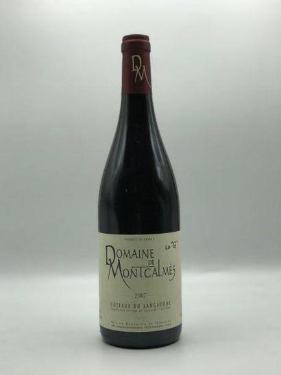 1 bouteille Court de Mautens 2009